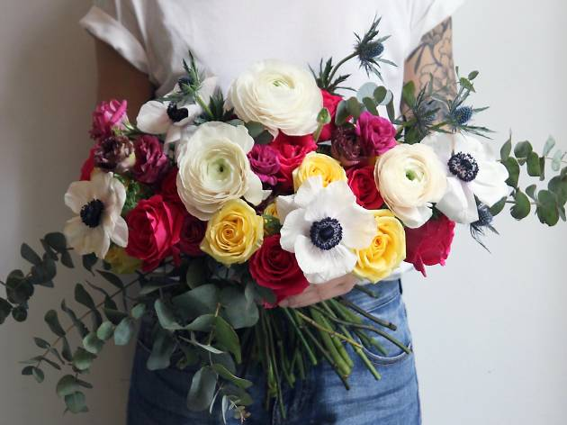 The best florists in Singapore