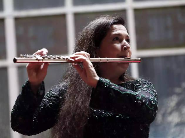 Sihirli Flüt Kutluer'le Bir Bach Akşamı