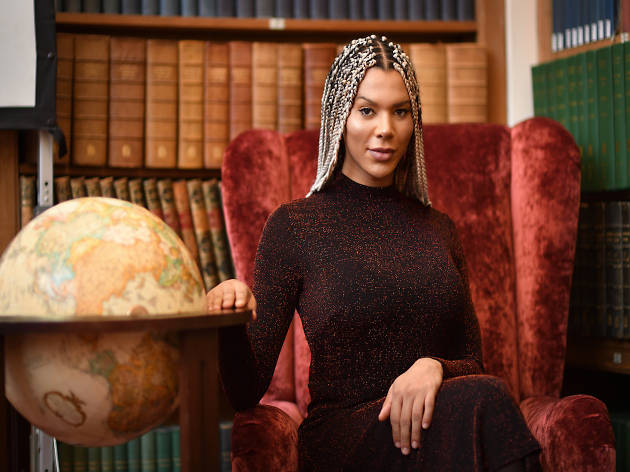 Munroe Bergdorf Oxford University
