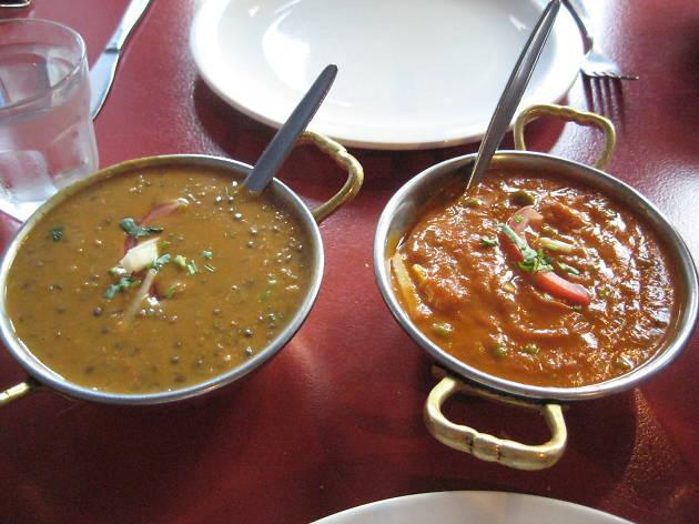 Indisches Fastfood