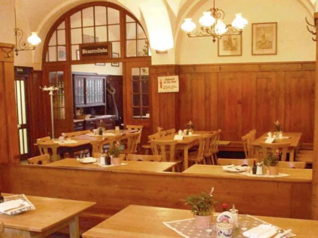 Gaststätte Grossmarkt