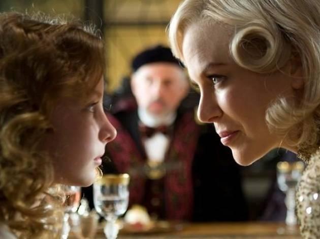 La brújula dorada, Nikole Kidman, Dakota Richards, películas basadas en libros