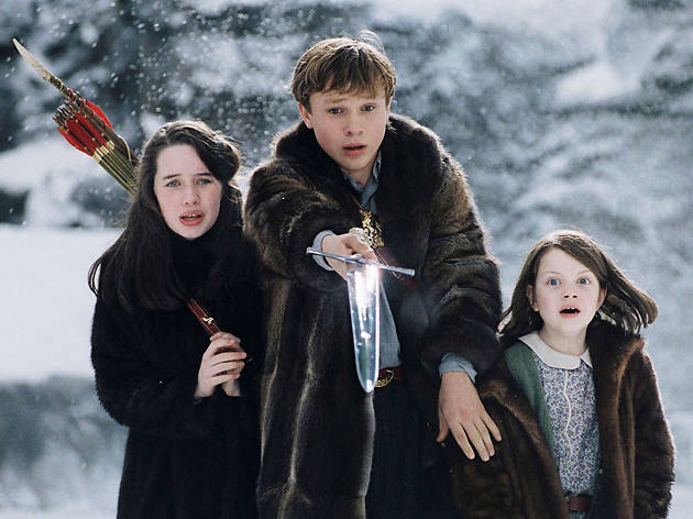 Las crónicas de Narnia, Andrew Adamson, películas basadas en libros