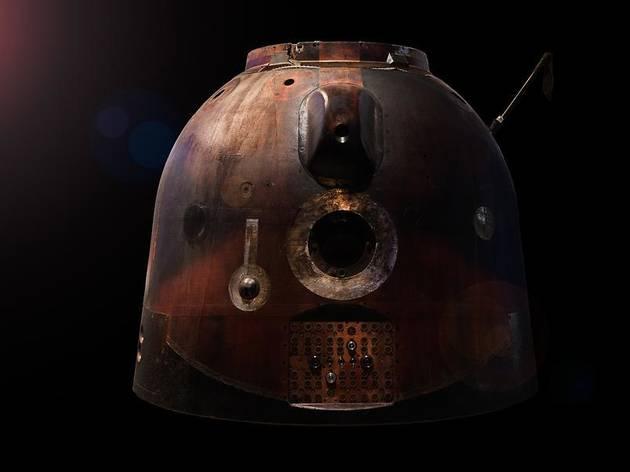 Soyuz TMA-19M: Tim Peake's Spacecraft