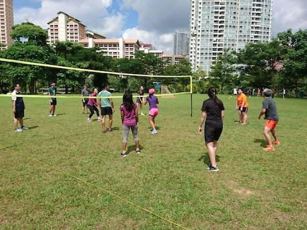 Singapore Sports & Recreation Meetup