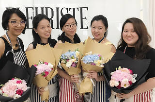 Fleuriste Flower Arrangement Course