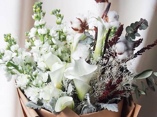 Floral Magic Winter bouquet