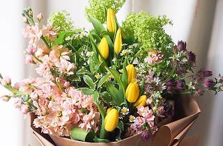 Floral Magic Spring bouquet