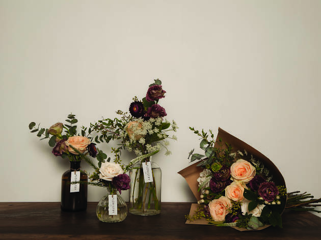 Floristry M&L floral arrangement