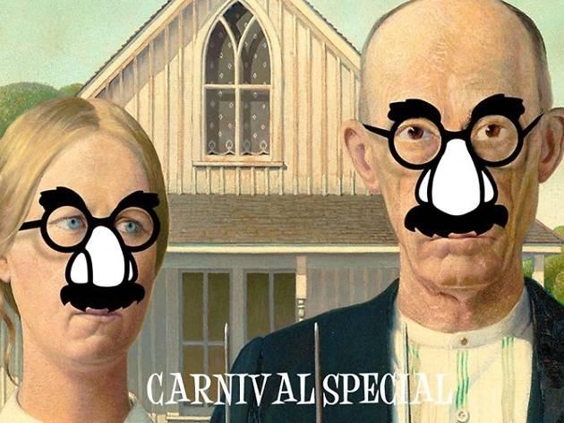 Carnaval Popair