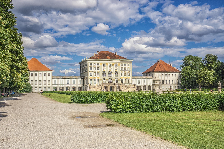 Check out a castle