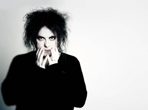 Robert Smith is curating Meltdown this year