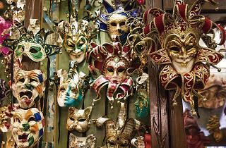 Arlequí Màscares