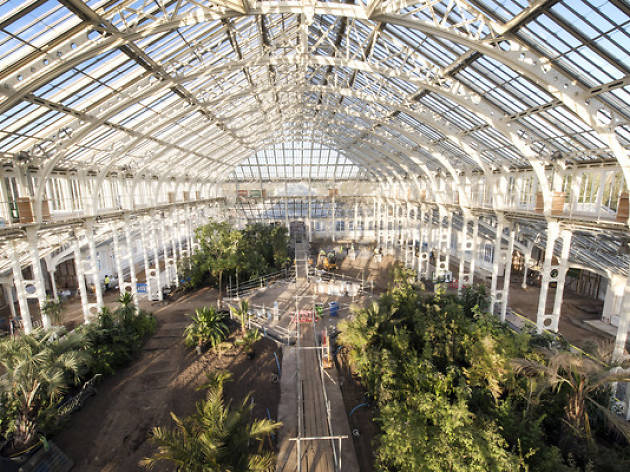 Kew Gardens' Temperate House reopens in May 2018