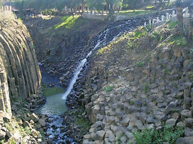 Huasca de Ocampo, prismas basálticos, escapada de fin de semana, solteros