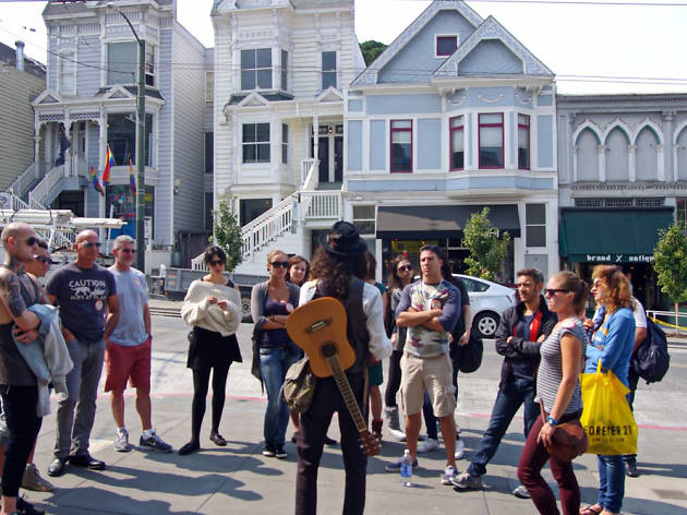 Wild SF Walking Tours