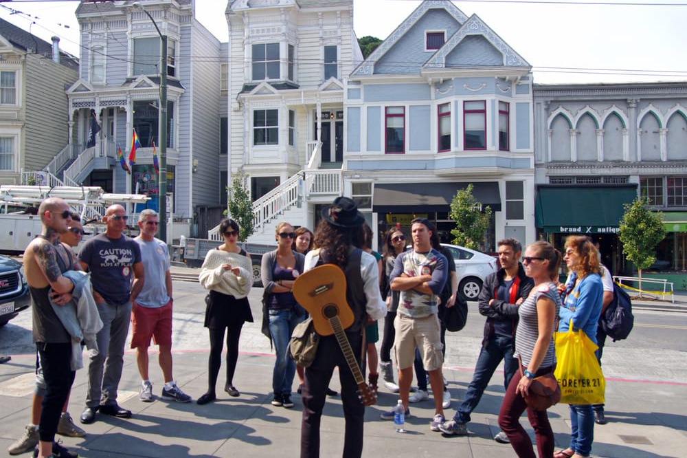 SF Walking Tours