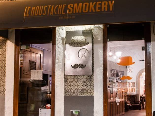 LeMoustache Smokery