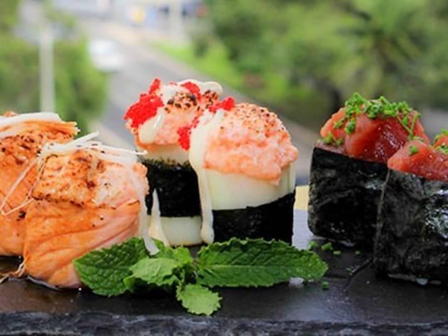 Up to Sushi