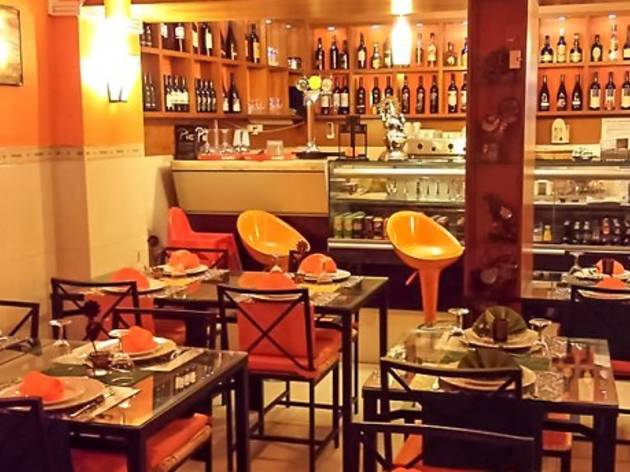 Welcome to India - Oriental Restaurant e Bar