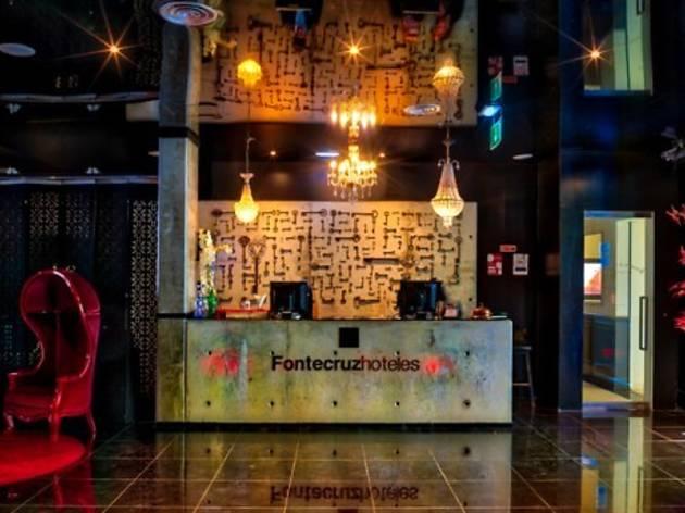 The Bar Small & Delicious - Hotel Fontecruz Lisboa
