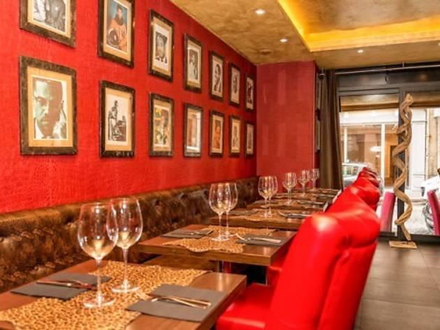 9 top africains ! | Les meilleurs restaurants d\'Afrique de l\'Ouest à ...