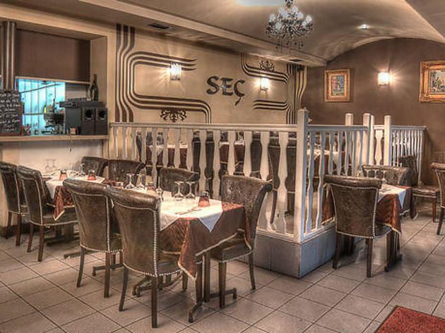Restaurant Seç 18eme