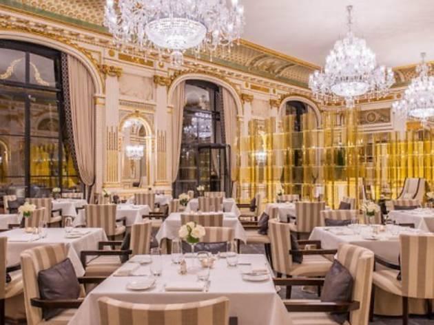 Le Lobby, The Peninsula Paris