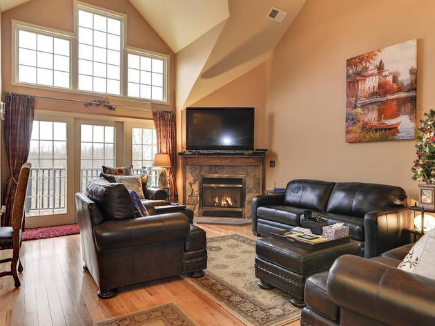 Gerry's Stunning Two-Bedroom Lakeview Condo in Vernon, NJ