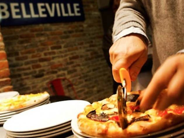 La Cerise sur la Pizza - Belleville