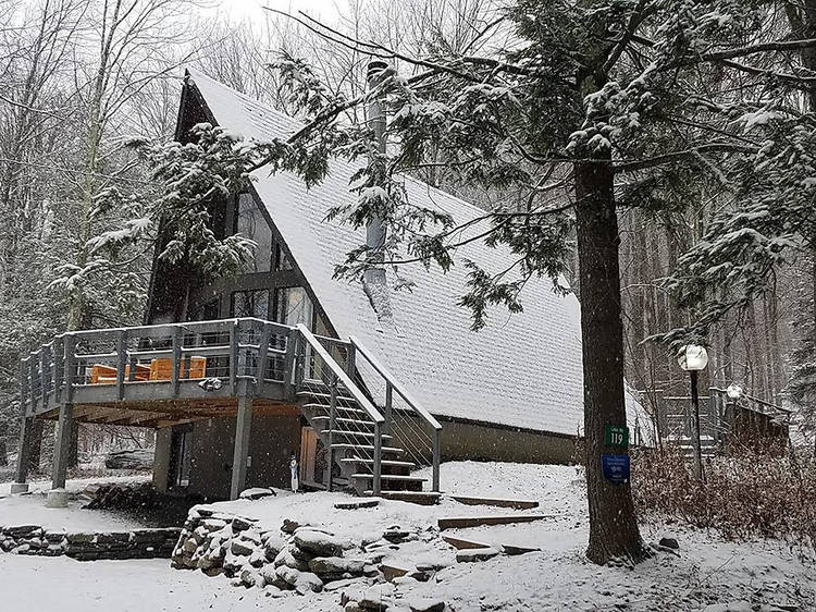 11 Airbnbs for ski getaways from NYC