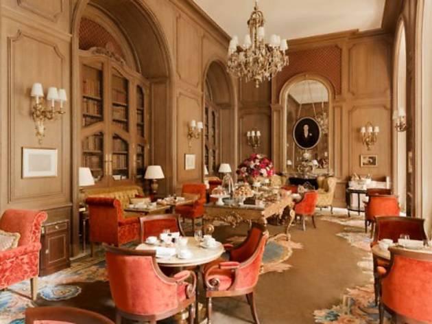 Salon Proust - Ritz Paris