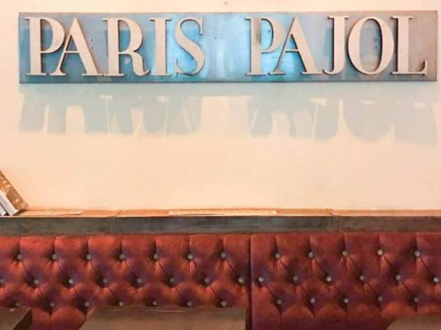 Bobar Paris Pajol