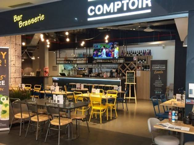 Le Comptoir Vill'Up