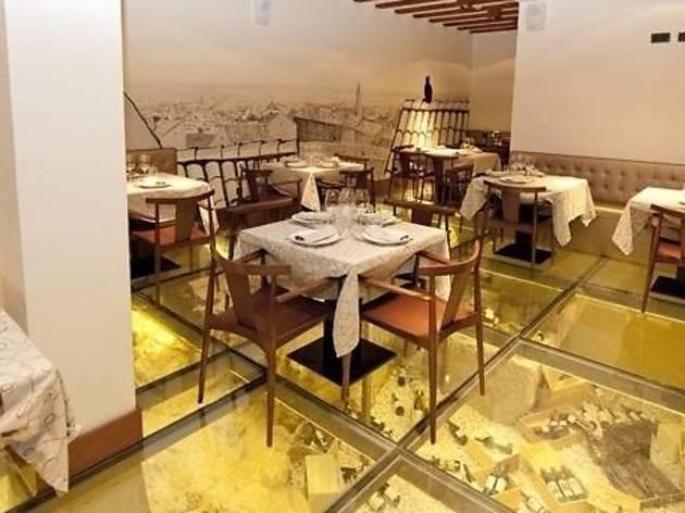Posada del León de Oro (restaurant)