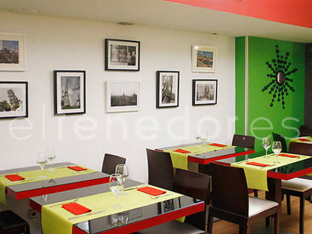 Restaurante Tres