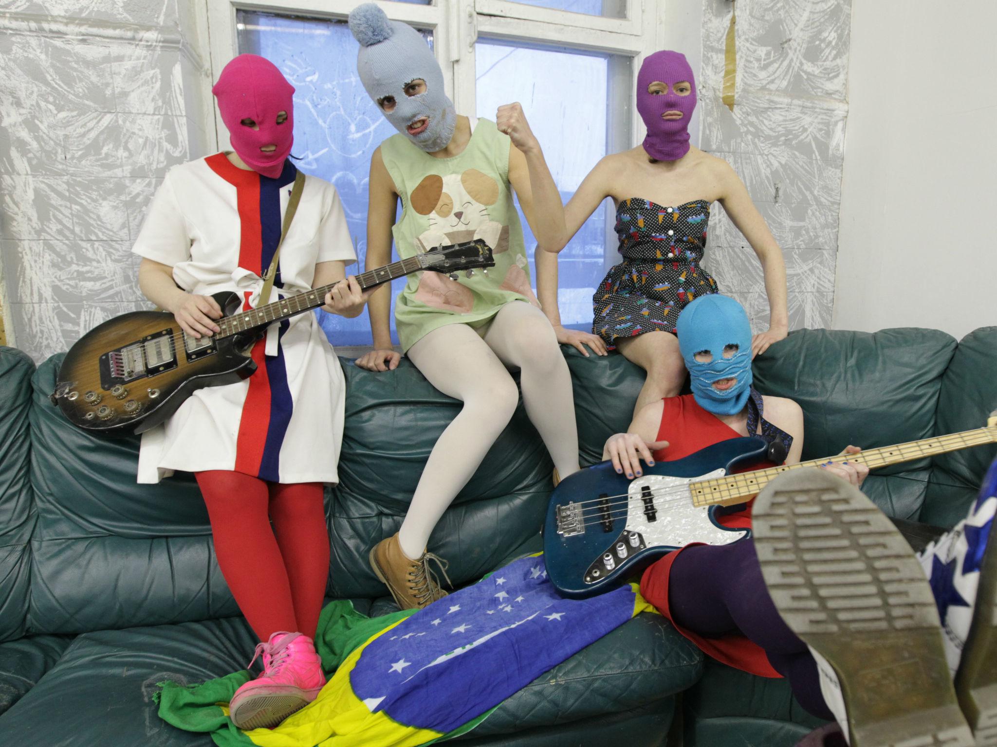 Pussy Riot: una plegaria punk, ambulante, documental, Pussy Riot, Vive Latino