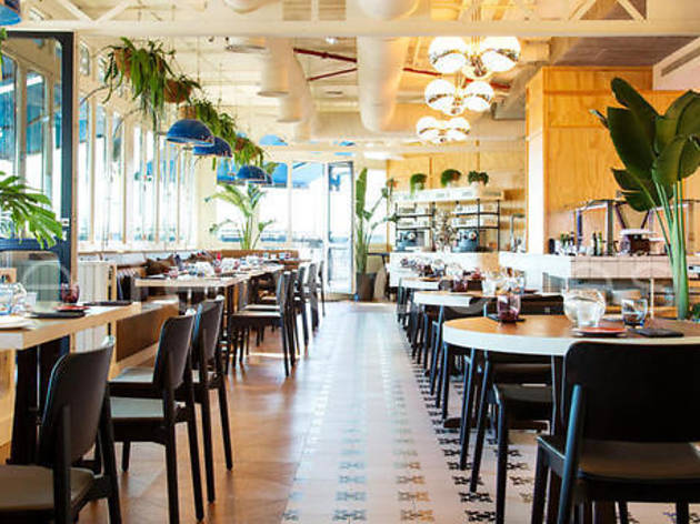 Septima Restaurant & Cocktail Bar