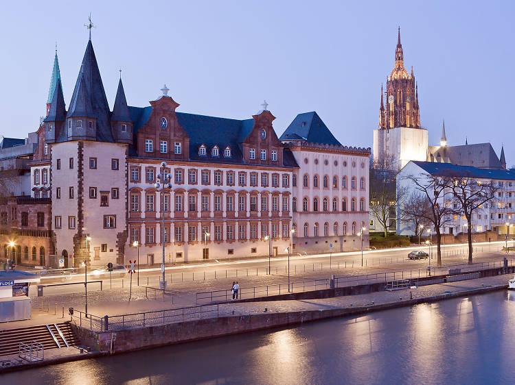 How to smash Frankfurt in 48 hours