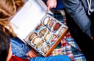Ice cream sandwiches from CREAM
