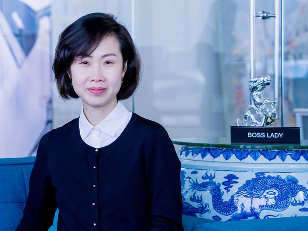 Bonnie Woo, Marketing Pulse adv