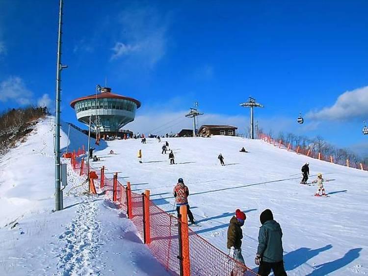 High 1 Resort, Gangwon, South Korea