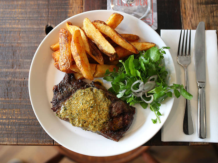 The best steak in Melbourne