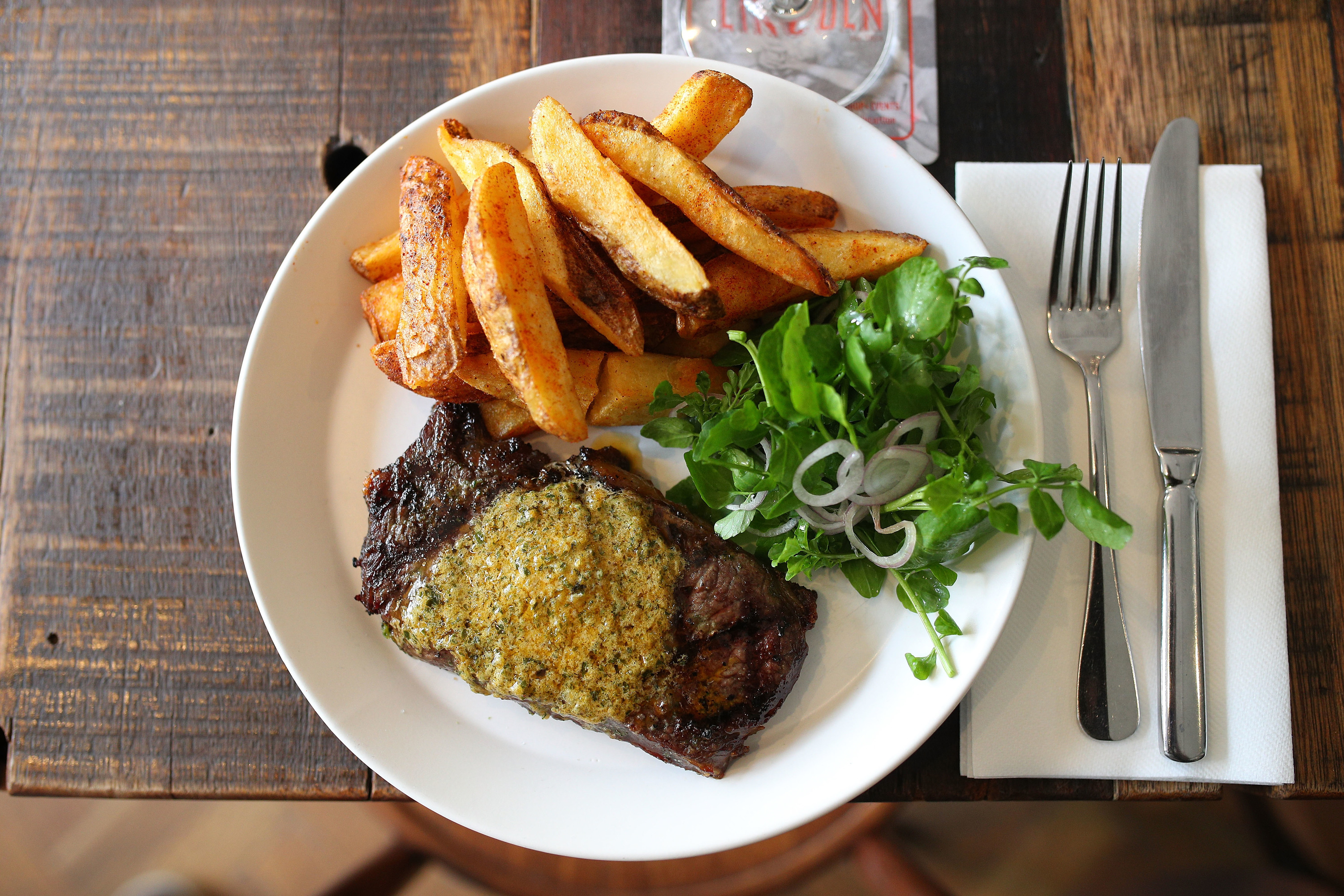 The best steak in Melbourne