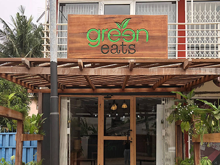 Green Eats Salad Bar