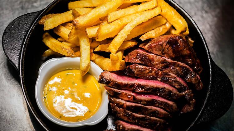 Restaurantes, Reitoria, Steakhouse, Vazia Espanhola