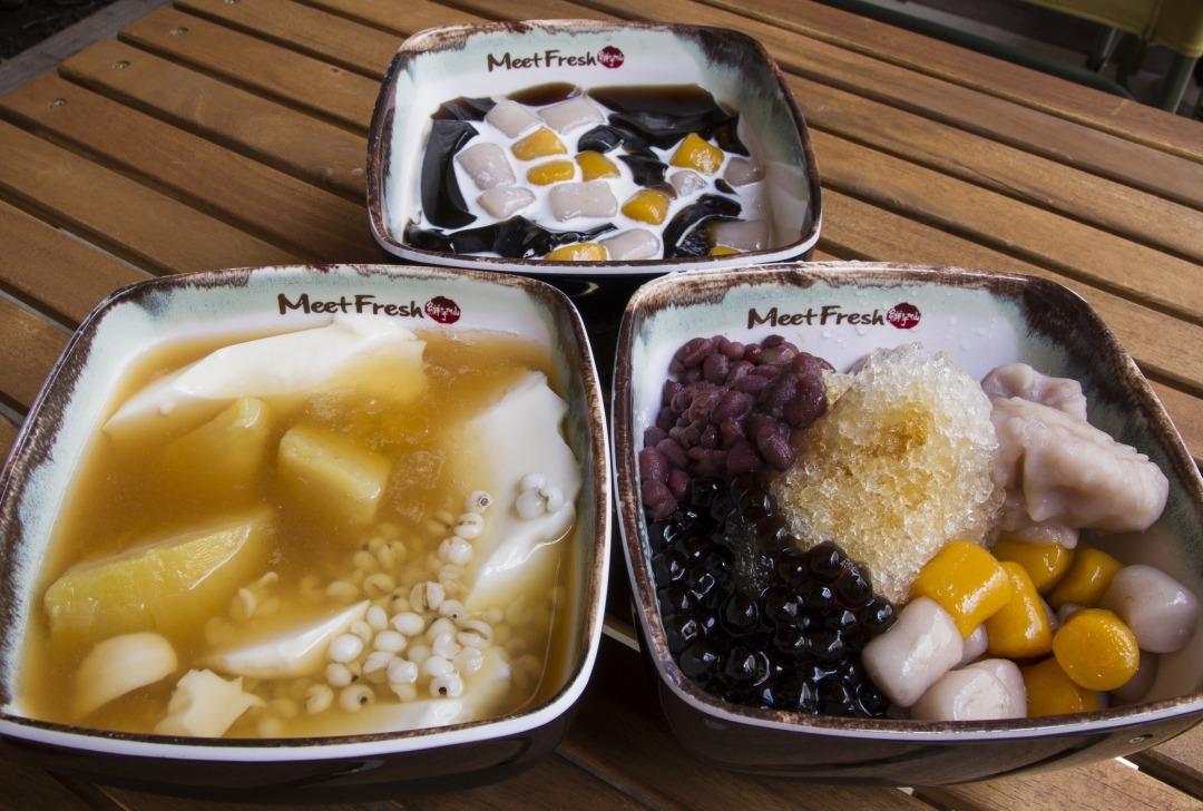 ミートフレッシュ 鮮芋仙 横浜中華街店