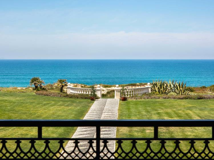 Marriott Praia d'El Rey: duas noites como rei