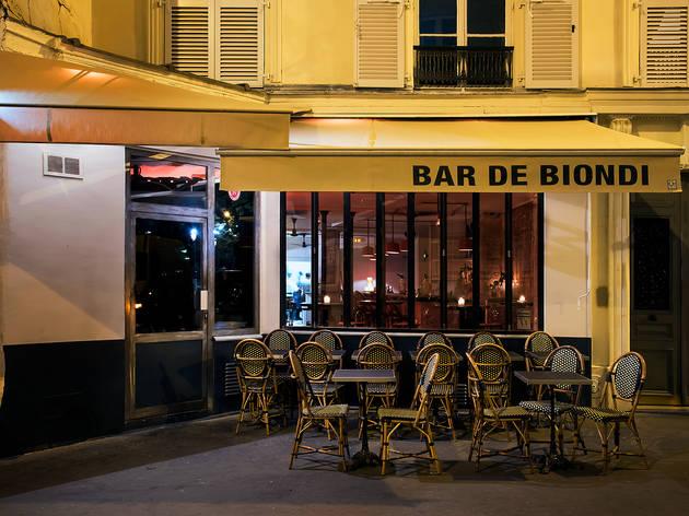 Le Bar de Biondi