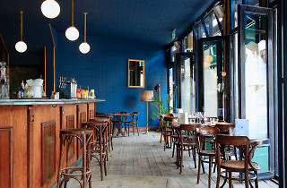 best bars in king's cross, the racketeer